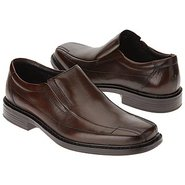 Capi Shoes (Brown Leather) - Men's Shoes - 7.5 M