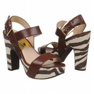 Ivana Sandal Shoes (Mocha/Tiger) - Women's Shoes -