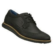 Gavin Shoes (Black Matte) - Men's Shoes - 8.5 M