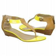 Polidora Sandals (Natural/Dark Yellow) - Women's S