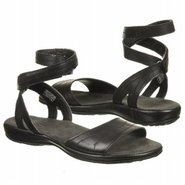 Emerald City Ankle Sandals (Black) - Women's Sanda