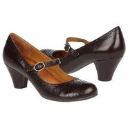Castalia Shoes (Oxford Brown Leather) - Women's Sh