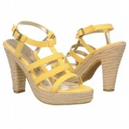 Keeley Sandals (Yellow) - Women&#39;s Sandals - 8.0 M