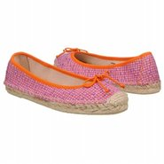Megan2 Shoes (Pink Woven) - Women's Shoes - 8.0 M