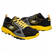 Go Train Shoes (Black/Yellow) - Men's Shoes - 9.0