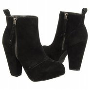 Julie Boots (Black Fabric) - Women&#39;s Boots - 10.0 