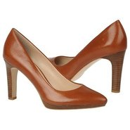 Landry Shoes (Terracotta Leather) - Women&#39;s Shoes 