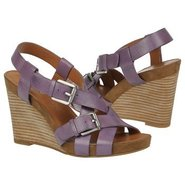 Hallie Sandals (Lilac Leather) - Women's Sandals -
