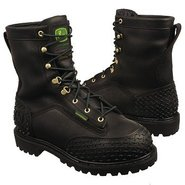 9  w/p mining lace-up Boots (Black) - Men&#39;s Boots 