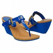 Roseanne Sandals (Regatta Blue Patent) - Women's S