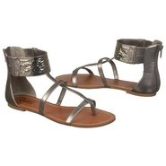 Flavia Sandals (Pewter) - Women's Sandals - 6.5 M