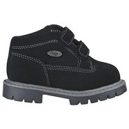 Camp Craft II Strap T/P Shoes (Black/Charcoal) - K