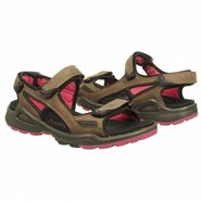 Chiappo Sandals (Espresso/Beetroot) - Women's Sand