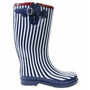 Seattle Boots (Nautical) - Women's Boots - 11.0 M