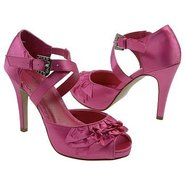 Gloss Shoes (Pink Satin) - Women's Wedding Shoes -