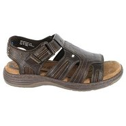 Ritter Sandals (Brown Tumbled) - Men&#39;s Sandals - 1