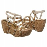 Gettin Up Sandals (Champagne) - Women&#39;s Sandals - 
