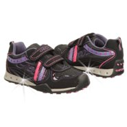 Jr New Jocker Tod Shoes (Black/Fuchsia) - Kids' Sh