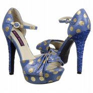 Dotty Shoes (Blue) - Women's Shoes - 6.5 M