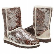 Boots Classic Sparkles Camo (Champagne) - Women&#39;s 