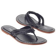 Miami Woven Sandals (Black) - Women&#39;s Sandals - 6.