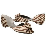 Monet Shoes (Brown/Beige Zebra) - Women's Shoes -