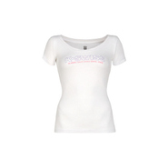Women's Doubleback U Nck Tee Accessories (White)-