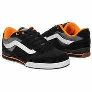 Wylie Shoes (Black/Pewter/Orange) - Men's Shoes -