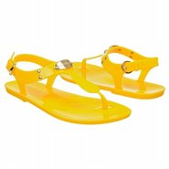 MK Plate Jelly Sandals (Citrus Jelly) - Women's Sa