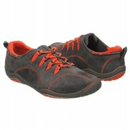 Freeform Lace-up Shoes (Grey/Orange) - Women's Sho