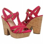 Taiga Sandals (Hot Pink Suede) - Women's Sandals -