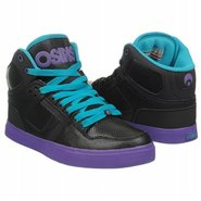 NYC 83 Shoes (Black/Purple/Teal) - Men's Shoes - 9