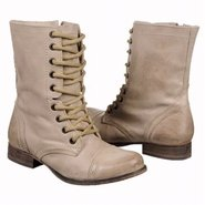 Troopa Boots (Natural) - Women&#39;s Boots - 8.0 M