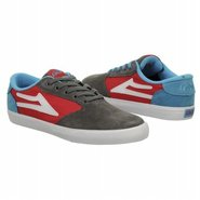 Pico Shoes (Grey/Red) - Men&#39;s Shoes - 9.5 M