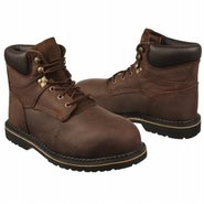 6  Internal met guard Boots (Dark Brown) - Men's B