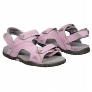 El Rio Pre/Grd Sandals (Pink Lady/Grey) - Kids&#39; Sa