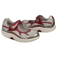 Bodyworks-Sport Mary J Shoes (Silver/Raspberry) -