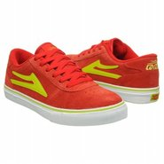 Manchester Shoes (Red/Lime) - Men&#39;s Shoes - 10.5 M