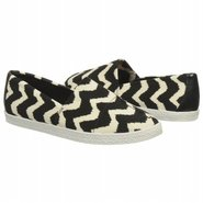 Barracuda Shoes (Black Zig Zag) - Women's Shoes -