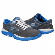 Go Run All Season Shoes (Charcoal/Blue) - Men's Sh