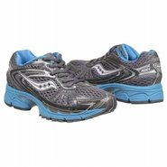 ProGrid Ride 4 Shoes (Grey/Blue) - Women's Shoes -