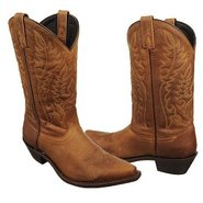 51094 Boots (Tan Crazyhorse) - Women's Boots - 7.5