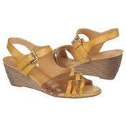 Fausta Sandals (Mustard/Coffee Bean) - Women's San