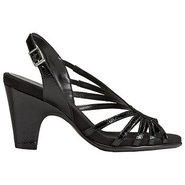 Fresco Shoes (Black Patent) - Women's Shoes - 7.5
