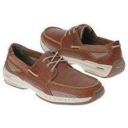 Captain Shoes (Brown Leather) - Men's Shoes - 14.0