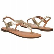 Friendship Sandals (Platinum Metallic) - Women's S