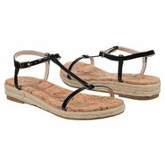 Del Norte Sandals (Black Patent) - Women's Sandals