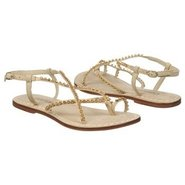 Mariko Sandals (Gold) - Women&#39;s Sandals - 6.0 M