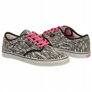 Atwood Lo Shoes (Black/Neon Pink) - Women&#39;s Shoes 