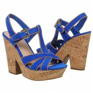 Taiga Sandals (Bright Blue Suede) - Women's Sandal